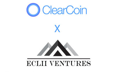 ClearCoin Welcomes Eclii Ventures For Aid With Global Strategy
