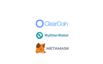 ClearCoin (CLR) Wallet Transfer Guide to MyEtherWallet (MEW) and MetaMask